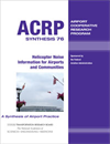 Helicopter Noise Information for Airports and Communities