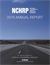 NCHRP 2019 Annual Report