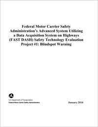 Federal motor carrier safety administration s advanced for Federal motor carrier safety regulations pdf