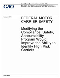 Review of the federal motor carrier safety administration for Federal motor carrier safety regulations pdf