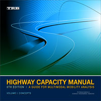 Highway Capacity Manual, Sixth Edition: A Guide for
