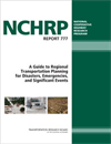 A Guide to Regional Transportation Planning for Disasters, Emergencies, and Significant Events