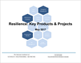 TRB and Resilience: A Summary of Transportation Research Board Activities