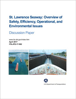 St  Lawrence Seaway: Overview of Safety, Efficiency