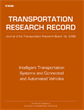 Intelligent Transportation Systems and Connected and Automated Vehicles, 2015