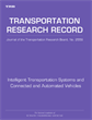 Intelligent Transportation Systems and Connected and Automated Vehicles