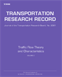 Traffic Flow Theory and Characteristics, Volume 2
