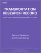 Systems Resilience and Climate Change