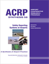 Safety Reporting Systems at Airports