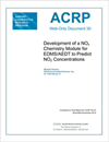 Development of a NOx Chemistry Module for EDMS/AEDT to Predict NO2 Concentrations