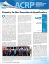 Impact on Practice: Preparing the Next Generation of Airport Leaders