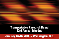 TRB Webinar: 2014 TRB 93rd Annual Meeting -- How to Survive and Thrive