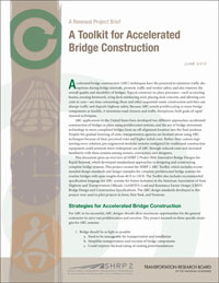 A Toolkit for Accelerated Bridge Construction