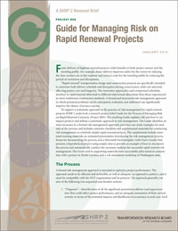 Guide for Managing Risk on Rapid Renewal Projects