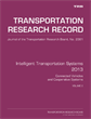 Intelligent Transportation Systems 2013: Connected Vehicles and Cooperative Systems, Volume 2