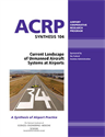 Current Landscape of Unmanned Aircraft Systems at Airports