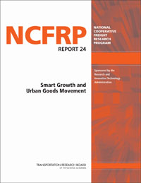 Smart Growth and Urban Goods Movement