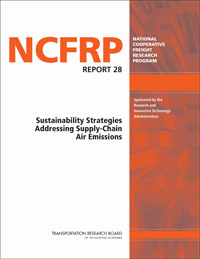 Sustainability Strategies Addressing Supply-Chain Air Emissions