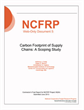 Carbon Footprint of Supply Chains: A Scoping Study