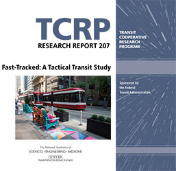 Fast-Tracked: A Tactical Transit Study