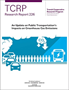 An Update on Public Transportation's Impacts on Greenhouse Gas Emissions