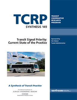 Transit Signal Priority: Current State of the Practice