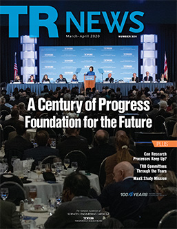 TR News 326: March-April 2020 table of contents now online