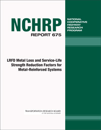 TRB Webinar: Fill Types for Mechanically Stabilized Earth Walls with Galvanized Steel: North Carolina Department of Transportation's Use of NCHRP Report 675