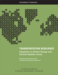 Transportation Resilience: Adaptation to Climate Change