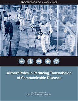 Airport Roles in Reducing Transmission of Communicable Diseases