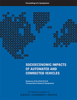 Socioeconomic Impacts of Automated and Connected Vehicles
