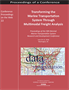 Conference Proceedings on the Web 22: Transforming the Marine Transportation System Through Multimodal Freight Analytics