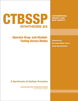 Operator Drug- and Alcohol-Testing Across Modes