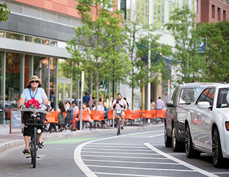 Paths to biking, walking improvements supported by wealth of research
