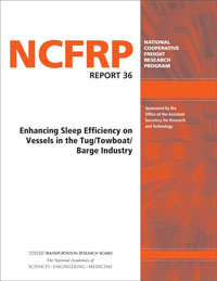 Enhancing Sleep Efficiency on Vessels in the Tug/Towboat/Barge Industry