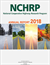 NCHRP 2018 Annual Report