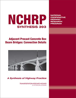 Adjacent Precast Concrete Box Beam Bridges: Connection