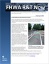 FHWA R&T Now - July/August 2019