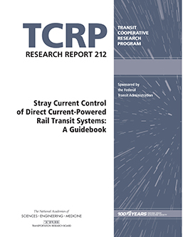 Stray Current Control of Direct Current-Powered Rail Transit Systems: A Guidebook