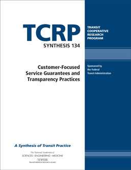 Customer-Focused Service Guarantees and Transparency Practices