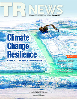 TR News November-December 2019: Climate Change Resilience